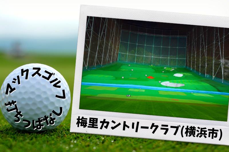 梅里カントリークラブ(横浜市)|神奈川県内ゴルフ「打ちっぱなし練習場」