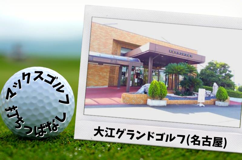 大江グランドゴルフ(名古屋) 名古屋市内ゴルフ「打ちっぱなし練習場」
