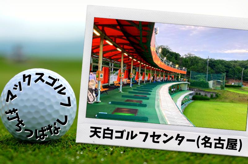 天白ゴルフセンター(名古屋) 名古屋市内ゴルフ「打ちっぱなし練習場」