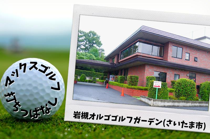 岩槻オルゴゴルフガーデン さいたま市内ゴルフ「打ちっぱなし練習場」