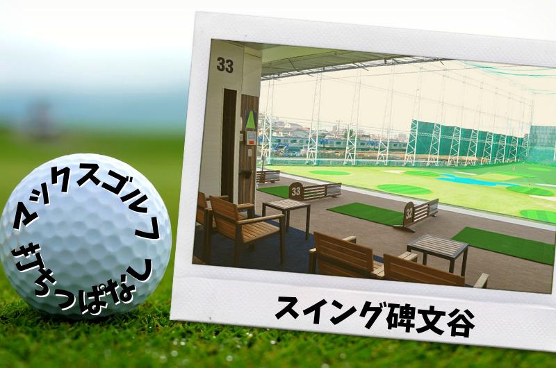 スイング碑文谷(目黒区) |東京都内ゴルフ「打ちっぱなし練習場」