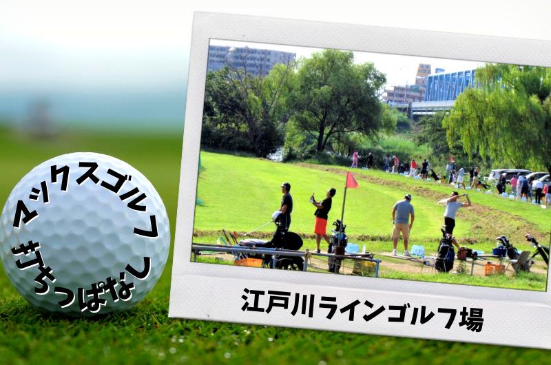 江戸川ラインゴルフ場 (葛飾区) 東京都内ゴルフ「打ちっぱなし練習場」