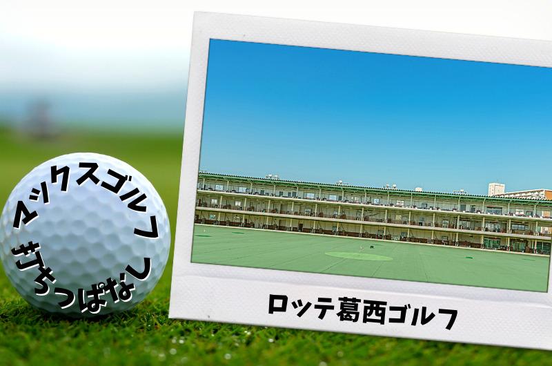 ロッテ葛西ゴルフ (江戸川区)|東京都内ゴルフ「打ちっぱなし練習場」